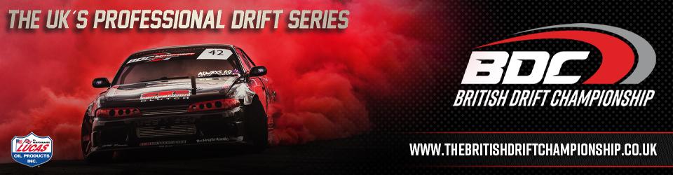The British Drift Championship