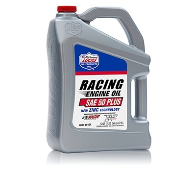 PLUS Racing Oil