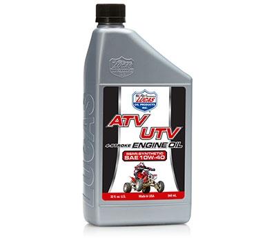 Semi Synthetic SAE 10W-40 ATV Engine Oil